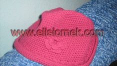 örgü şapka modeli örneği
