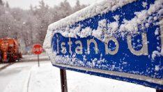 İstanbul'a Kuvvetli Soğuk Geliyor! Yüksek Kesimlerde Kar Yağabilir