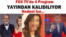 Fox TV'de 4 Program Final Yapıyor!