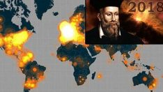 Nostradamus 2018 İçin Bu Kehanetlerde Bulunmuş!