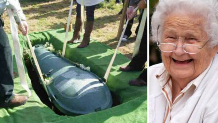 Ölünce Parasıyla Gömülmek İstedi – Eşi Bakın Nasıl Bir Çözüm Buldu