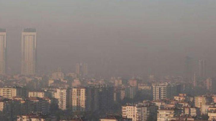 Türkiye zehir soluyor… İşte İstanbul, Ankara ve İzmir'deki havası zehirli semtler