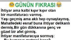 5 Komik Fıkra :)