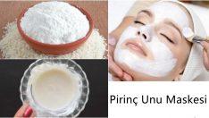 Pirinç Unu Maskesi İle Bembeyaz ve Pürüzsüz Bir Cilde Sahip Olun