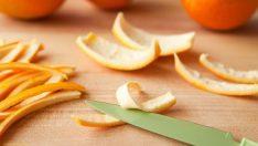 Portakalın Kabuğunu Sakın Atmayın! Kilo Vermeniz, Diş Beyazlatmanız Ve Siyah Lekelerden Kurtulamanız İçin 3 Reçete