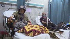 Türk Askeri Ölüme Terk Edilen Afrinli Yaşlıları Kurtardı