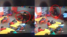 Yine Anaokulu Yine Dayak Yine Skandal Görüntüler