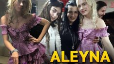 Aleyna 18 oldu