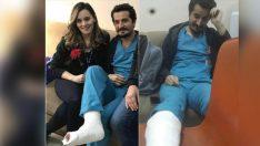 Bartın'da tedavi gördüğü hastanede intihar eden hastaya, doktor acil müdahale için birinci kattan atladı