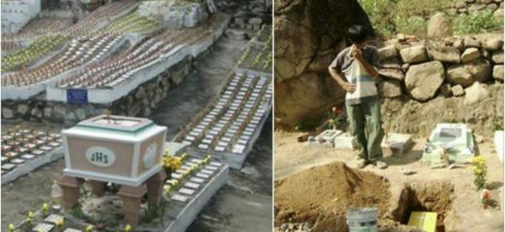 10 Bin Bebeğin Gömüldüğü Mezarlık Bulundu – Mezarlığın Sırrı Ortaya Çıkınca Herkes Şaşırdı