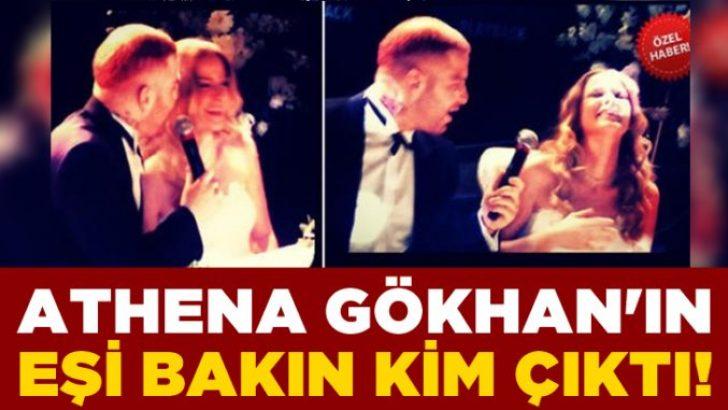 Athena Gökhan'ın eşi Melis Ülken kimdir?