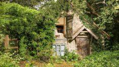 500 Yıllık Kır Evinin Kapısını Araladık – Gördüğünüz Manzaraya İnanamayacaksınız