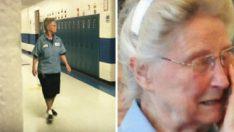 77 Yaşındaki Hizmetli Anonsla Çağrıldı – Kantine Gidince Hayatının Sürpriziyle Karşılaştı