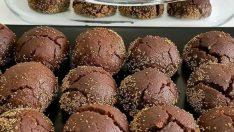 Kahveli Brownie kurabiye