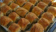 Porsiyonluk Patatesli börek