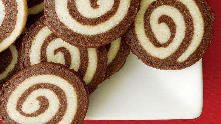 Çarķıfelek kurabiye