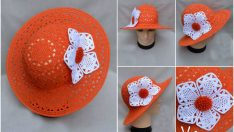 Örgü Bayan Şapka Modelleri