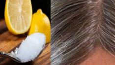 Kimyasal Değdirmeden Beyazlayan Saçlara Doğal Yollarla Veda Edin