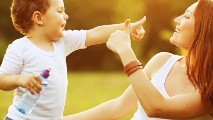 Erkek çocuk annesiyseniz…İşte erkek çocuk annesi olmanın 10 güzel yanı.