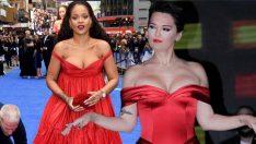 'Rihanna'dan bile güzel olmuşsun!'