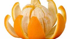 Portakal Kabuğunun İnanılmaz Faydaları