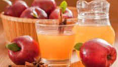 Elma Sirkesinin İnanılmaz Faydası