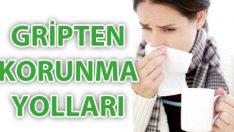 Bugünlerde Herkes Grip ! İşte Gripten korunmanın yöntemleri…