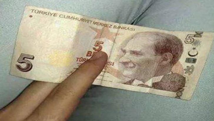 Bu 5 Lira Sıradan Bir 5 Lira Değil