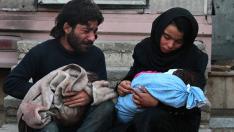 Bu acıya yürek dayanmaz: Oğlum aç öldü!