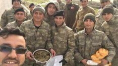 Mehmetçik'e Koli Koli Yemek İçin 'Açıklama'