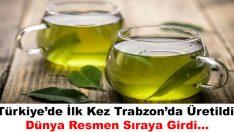 İlk Kez Trabzon'da Üretildi! Dünya Satın Almak İçin Sıraya Girdi