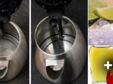 Şok Eden Çaydanlık Temizleme Yöntemi! Her Kadın Bunu Bilmeli