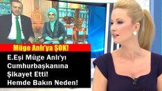 Eski Eşi Müge Anlı'yı Erdoğan'a Şikayet Edip Yardım Çağrısında Bulundu…