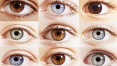 Bilim İnsanları Göz Renginiz ve Kişiliğiniz Arasında Bir Bağlantı Keşfetti! Peki Ya Sizin Göz Renginiz Ne?