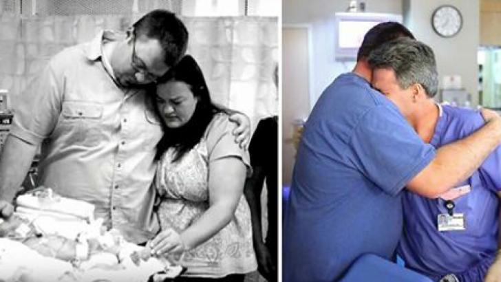 Bebek Doğumun Ardından Hayatını Kaybetti – 10 Ay Sonra Doktor Böyle Mutluluk Gözyaşları Döktü.