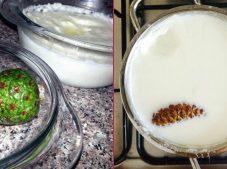 En Kolay Yoğurt Mayalama Yöntemi (Tam Kıvamında, Taş Gibi, Uzun Süre Ekşimeyen)