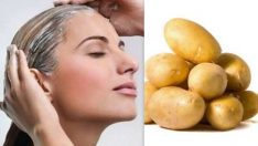 Beyaz Saç Sorununa Patatesle Kesin Doğal Çözüm Beyaz Saç Sorununa Patatesle Kesin Doğal Çözüm