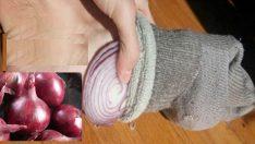 Soğan Diliminin Hiç Bilinmeyen Ayaklarda Mucizevi Etkisi