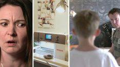9 Yaşındaki Çocuk Babasından Dikiş Makinesi İstedi – Sırrı Ortaya Çıkınca Babasının Gözleri Doldu