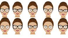 Yüz şekline göre gözlük nasıl seçilir?