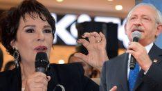 Hülya Koçyiğit'ten ünlülerin Hatay ziyaretini eleştiren CHP lideri Kılıçdaroğlu'na yanıt