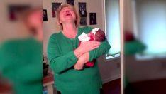 Oğlu Annesinin Kucağına Bebeği Verdi – Bebeğin Kim Olduğunu Öğrenince Aklını Oynattı