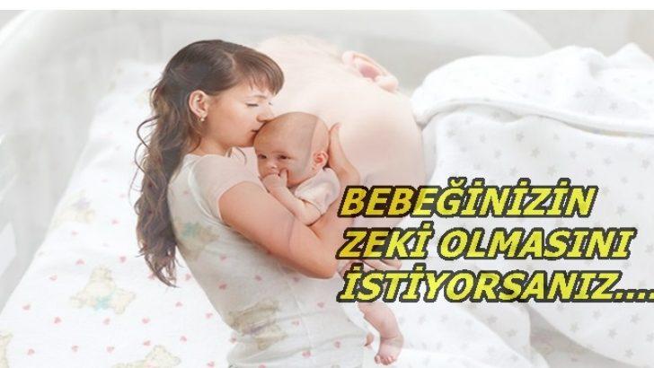 Son Araştırmaya Göre Bebeğinize Ne Kadar Sarılırsanız O Kadar Zeki Oluyormuş