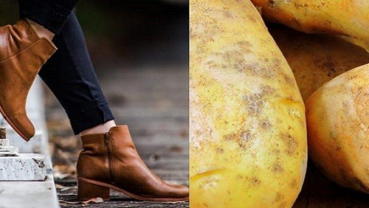 Ayakkabınıza Patates Koyun, Daha Fazla Rahat Edin!