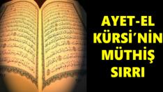 Ayet-el Kûrsi'nin Müthiş Sırrı!