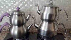 Çelik Tencere Ve Çaydanlık Nasıl Parlatılır