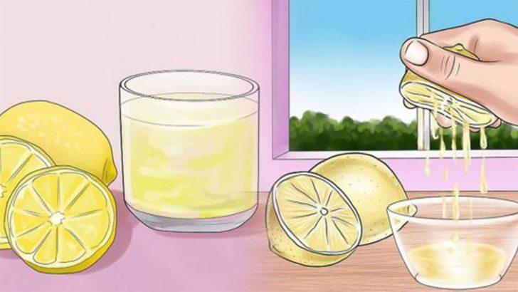 Her Gün Limonlu Su İçmeye Başladığınızda Vücudunuza Bunlar Oluyor