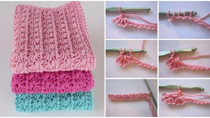Örgü Bebek Battaniyesi Yapımı – Tığ İşi Bebek Battaniyesi Yapımı