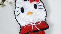 Hello Kitty Lif Modeli Yapılışı