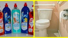 Tuvalet Tıkanıklığını Evde Bulunan 2 Malzemeyle İşte Böyle Gideriyorsunuz